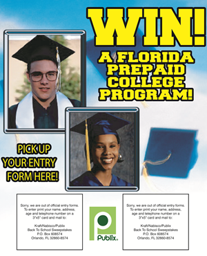 Prepaid Tuition Sweepstakes